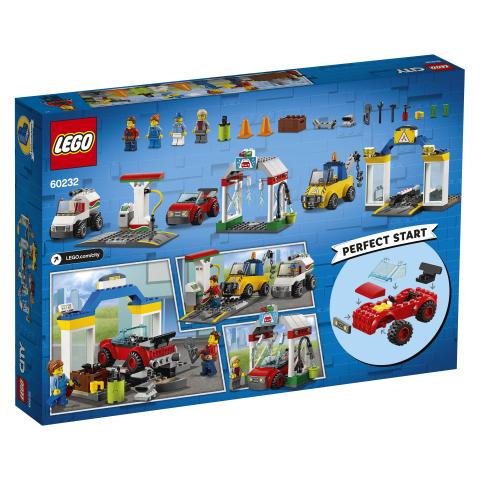 60232_Fordoncenter_Lego_city