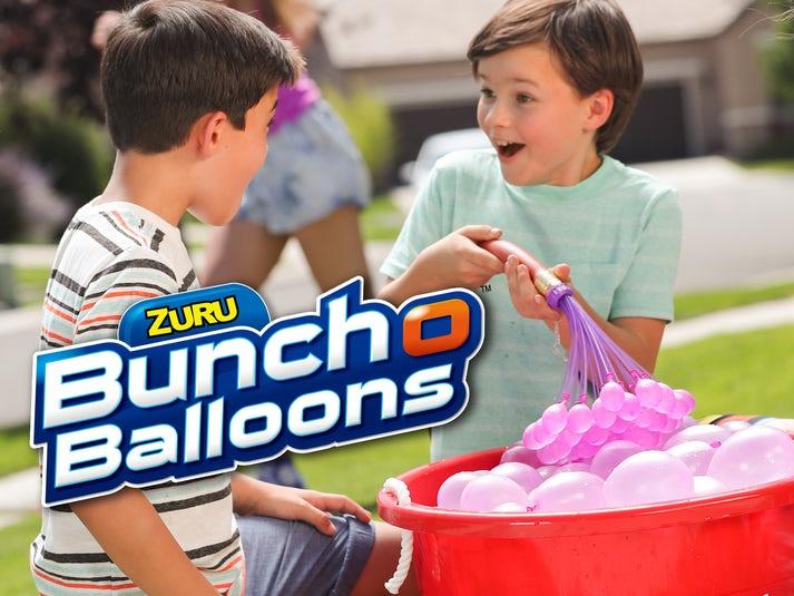 Vattenballonger_Bunch