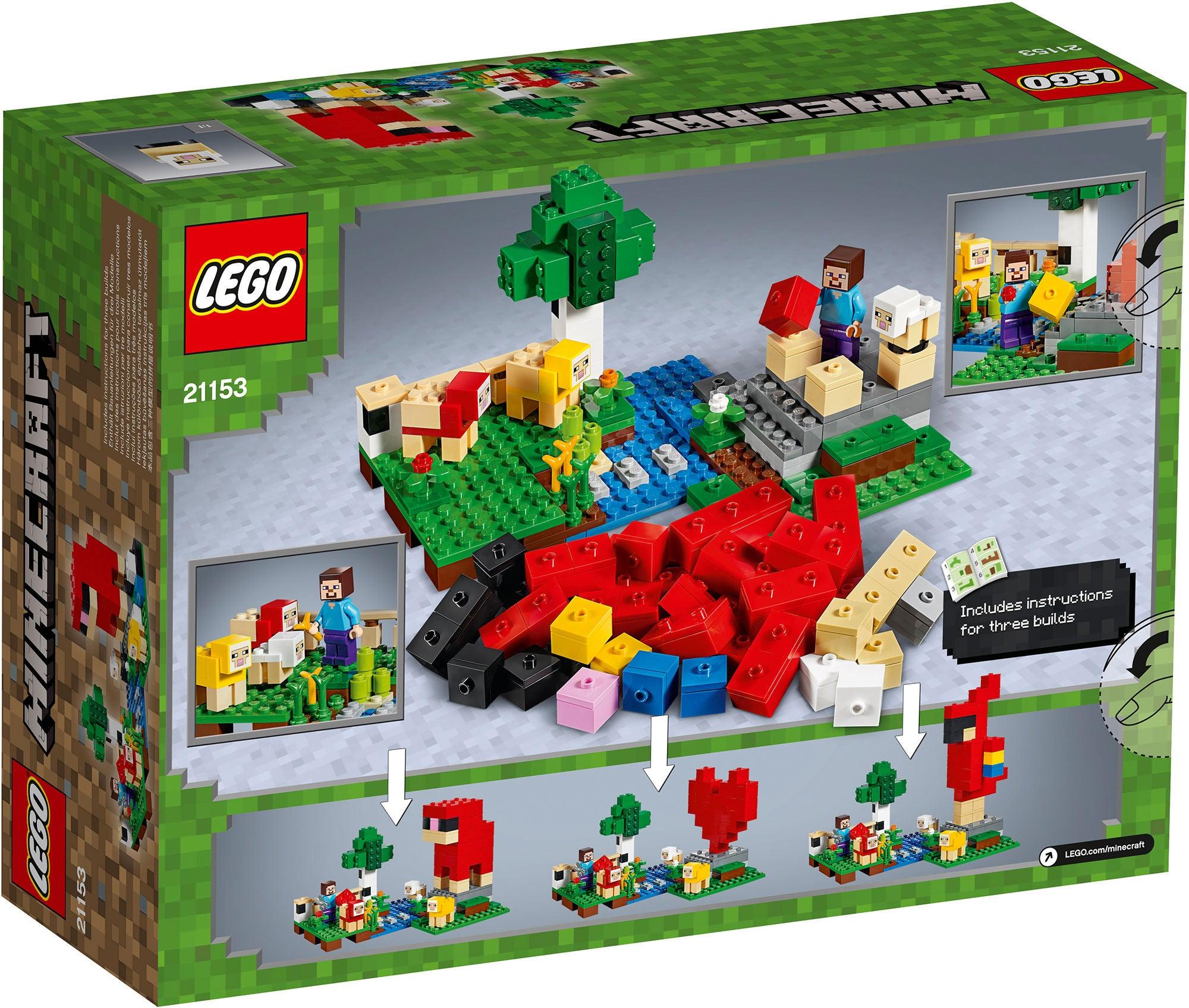 LEGO Minecraft 21153_Ullfarmen