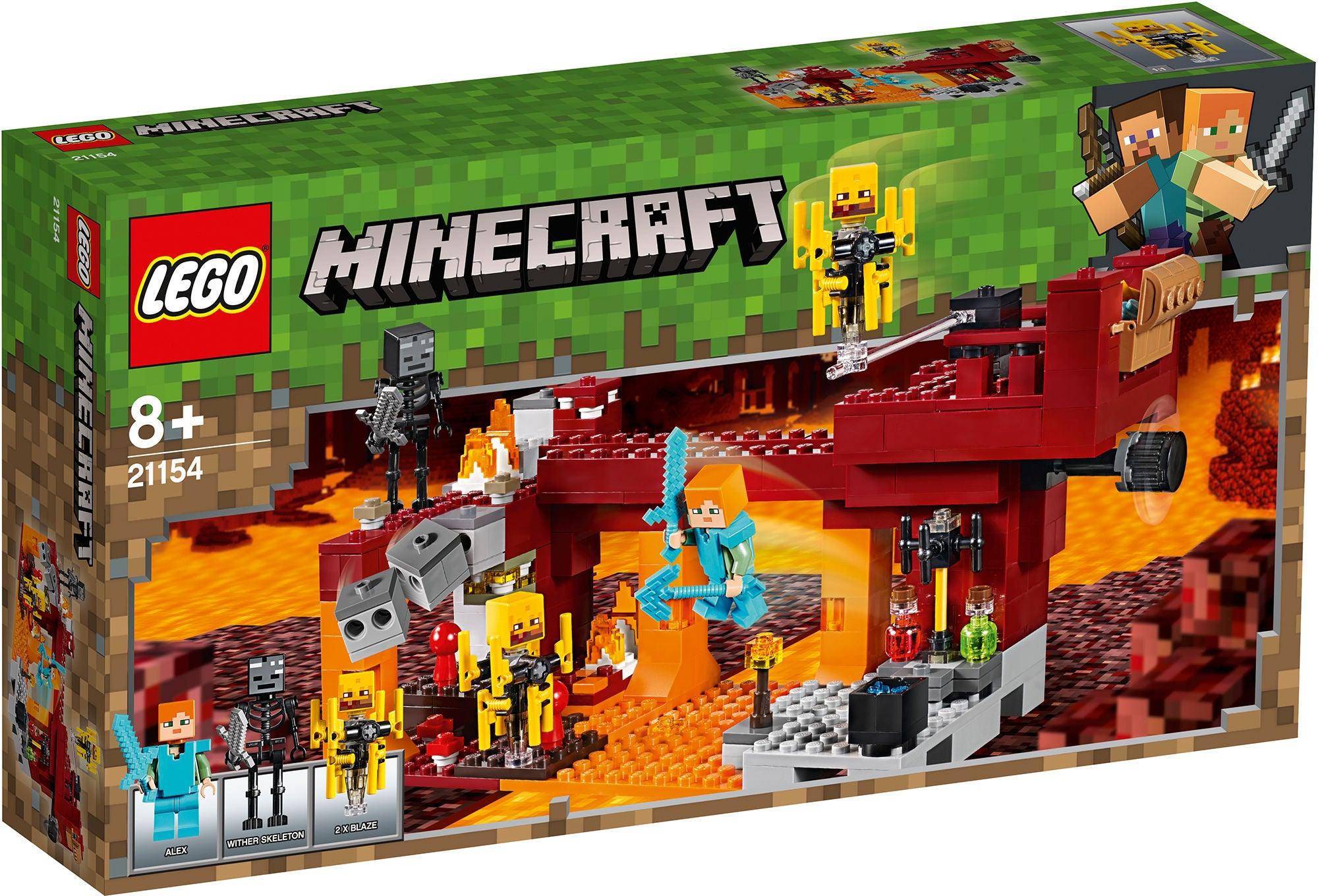 LEGO_Minecraft_21154_Den_Flammande_Bron