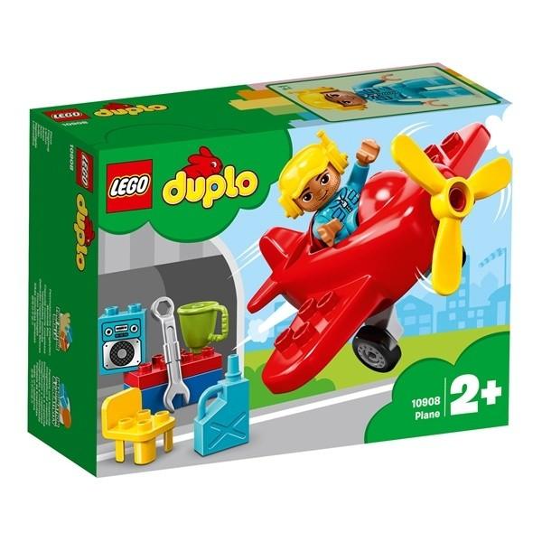 LEGO_DUPLO_Town_10908_Flygplan
