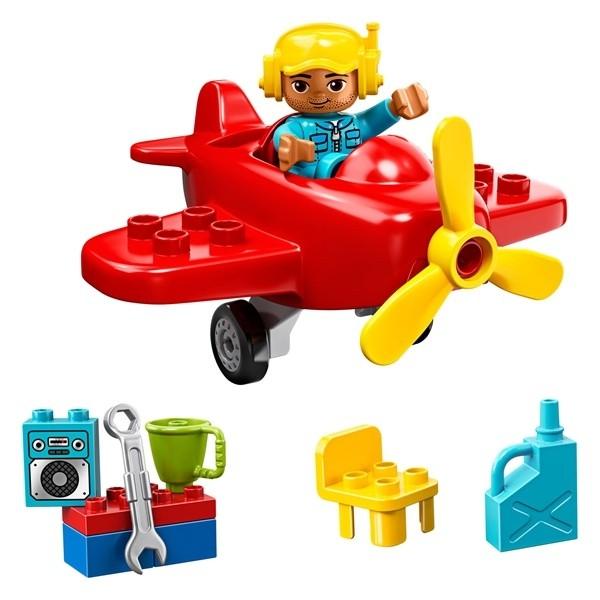 LEGO DUPLO Town 10908 - Flygplan