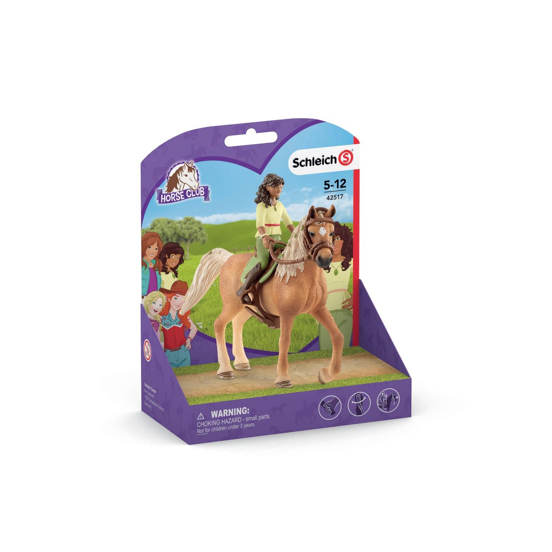 schleich_horse_club_sarah_amp_mystery_42517