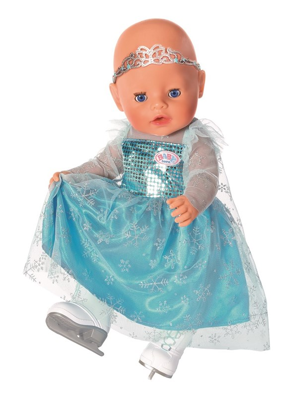 BABY born Princess On Ice Set 43cm