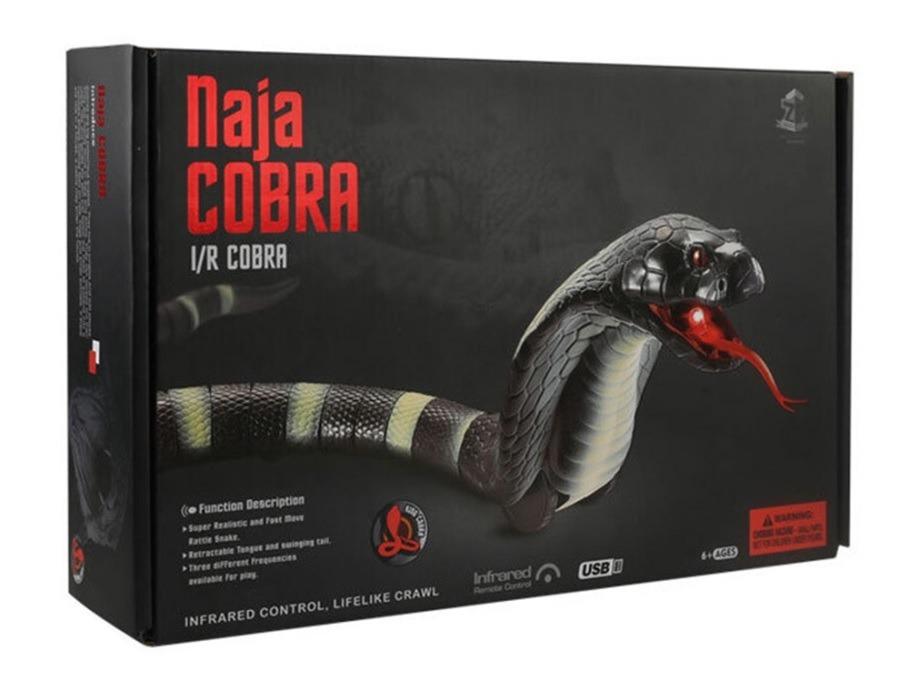 Naja_kobra_Cobra_radiostyrd