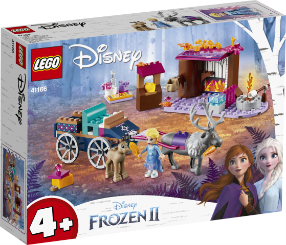 LEGO DISNEY FROST 2 41165 Annas Kanotexpedition