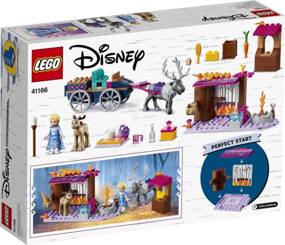 LEGO DISNEY_FROST 2_41165_Annas_Kanotexpedition