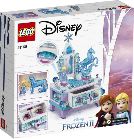 LEGO_Disney_Frozen_41168_Elsas smyckeskrin 6+