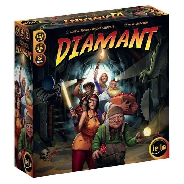 Diamant - Årets Familjespel 2018!