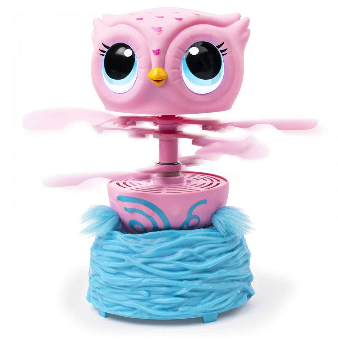 owleez_Teach_Me_To_Fly_Rosa