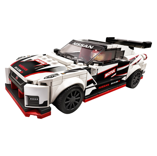 76896 LEGO Speed Champions Nissan