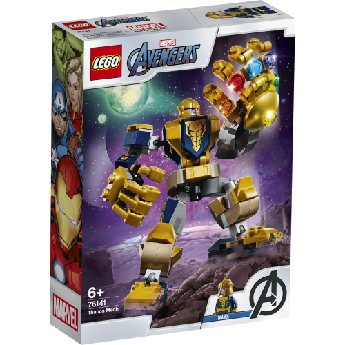 76141 LEGO Super Heroes Thanos robot