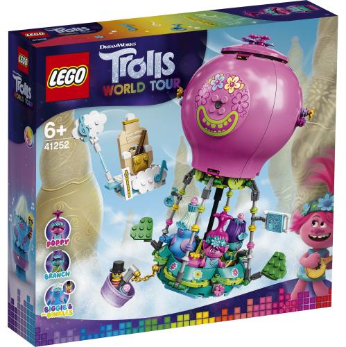 41252 LEGO Trolls Poppys luftballongsäventyr