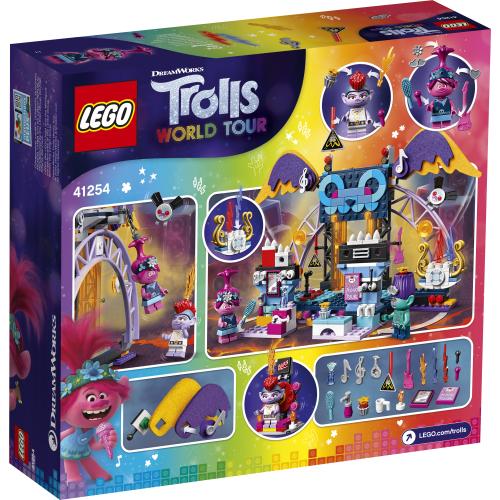 41254_LEGO_Trolls_Konsert_i Volcano Rock City