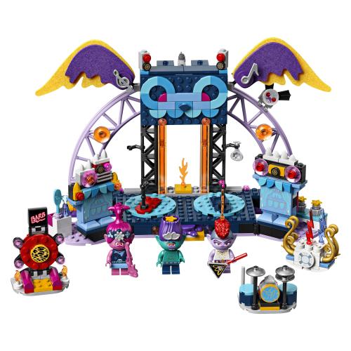 41254 LEGO Trolls Konsert i Volcano Rock City_Lekextra