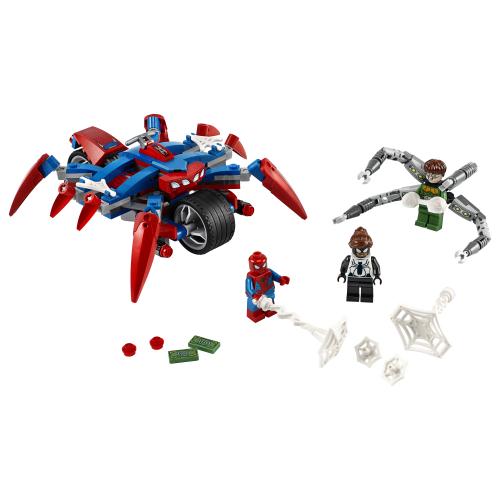 76148 LEGO Super Heroes Spider-Man_mot_Doc Ock