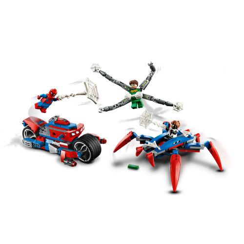 76148 LEGO Super Heroes Spider-Man mot Doc Ock_Blekinge