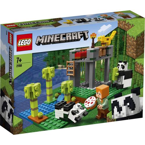 21158_LEGO Minecraft Pandagården