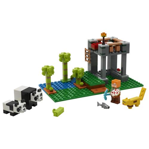 21158 LEGO Minecraft Pandagården-Sverige