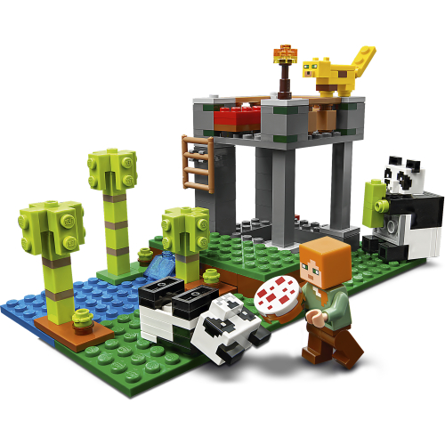 21158 LEGO_Minecraft Pandagården_Ronneby