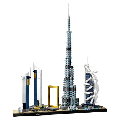 21052 LEGO Architecture_Dubai