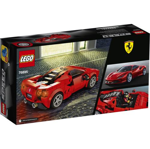 76895_LEGO_Speed_Champions Ferrari F8 Tributo