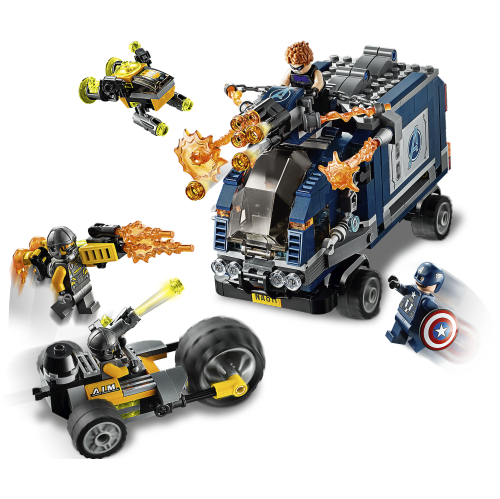 76143_LEGO_Super Heroes Avengers_lastbilsattack