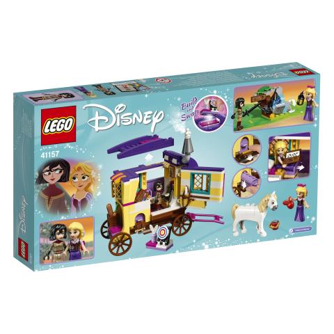 41157 Rapunzels Resande Karavan