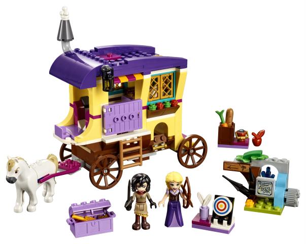 41157_Rapunzels Resande Karavan