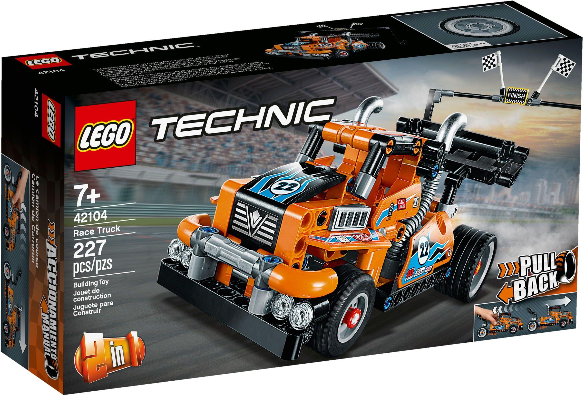 42104_Racerlastbil_LEGO technic