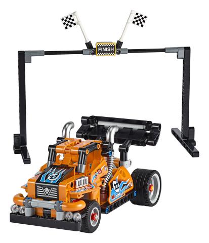 42104 Racerlastbil LEGO technic