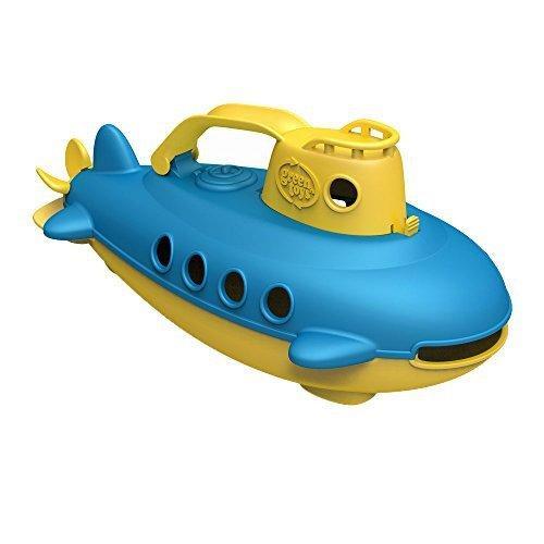SUBA-1034_Ubåt_Green_Toy_Tactic_Submarine