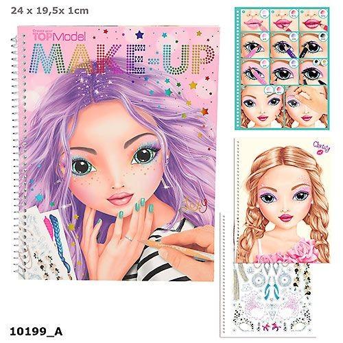 _topmodel_make_up_designbok_