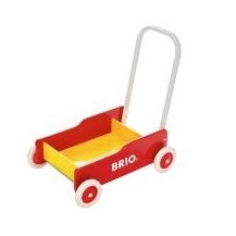 BRIO Lära-gå-vagn röd - BRIO Lära-gå-vagn röd