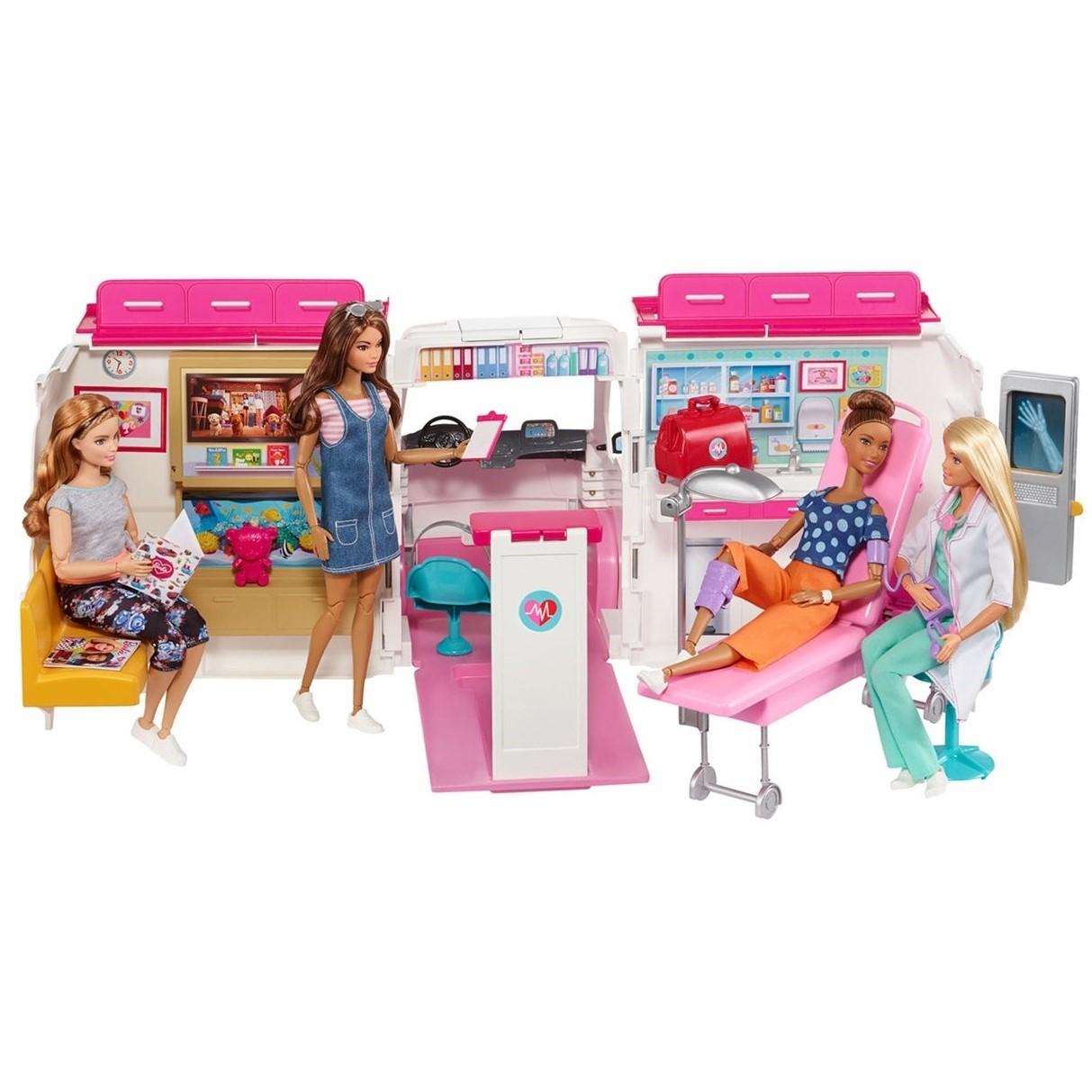 barbie_sjukhus_ambulans_bil_