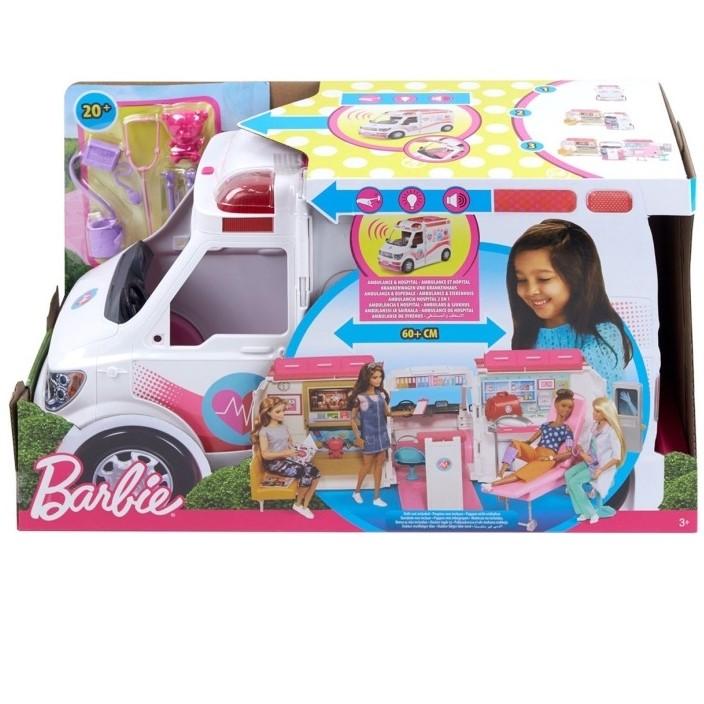 barbie_läkarbil_ambulans_