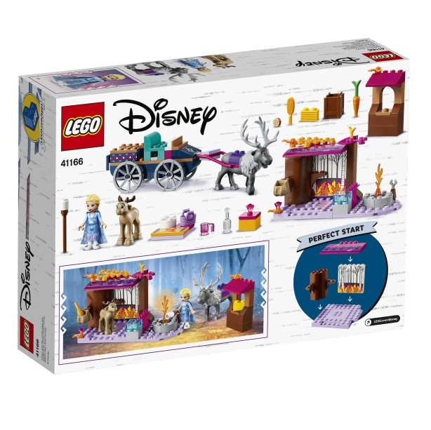 LEGO_DISNEY_FROST 2_41165_Annas_Kanotexpedition