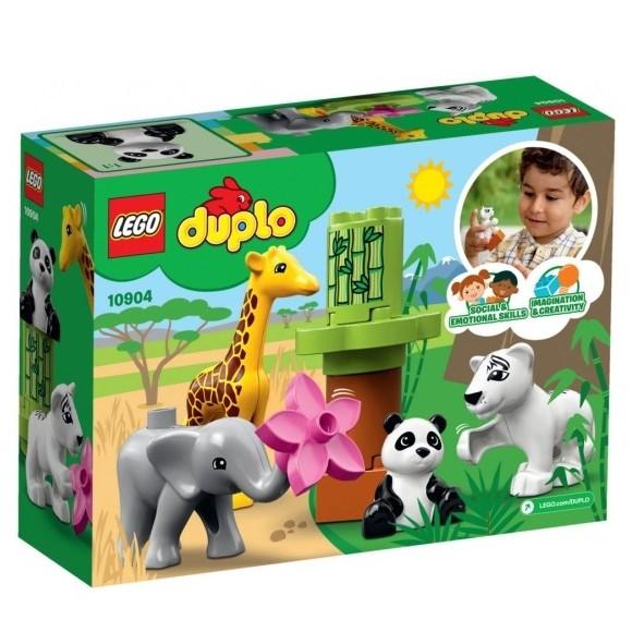 LEGO DUPLO Djurungar 10904