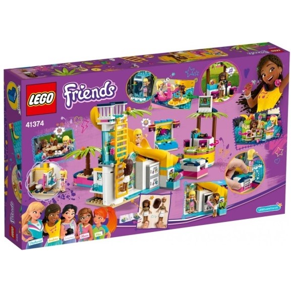 LEGO_Friends_Andreas_poolparty_41374