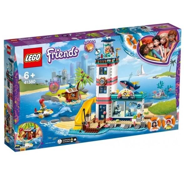 LEGO_Friends_Fyrens_räddningscenter_41380