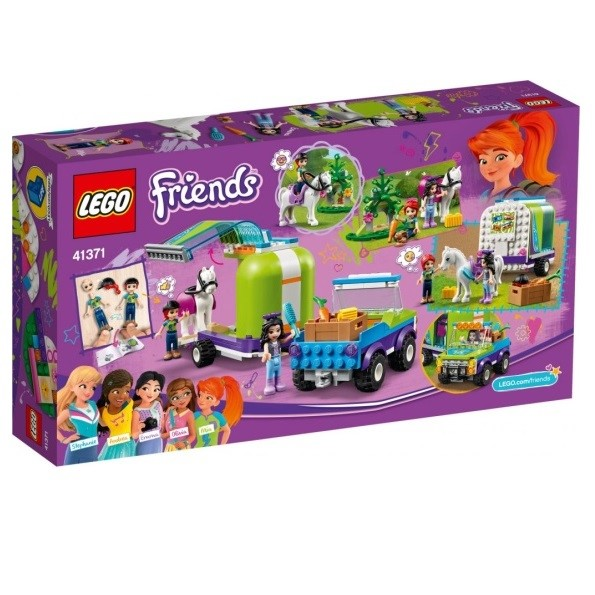 LEGO_Friends_Mias_hästtransport