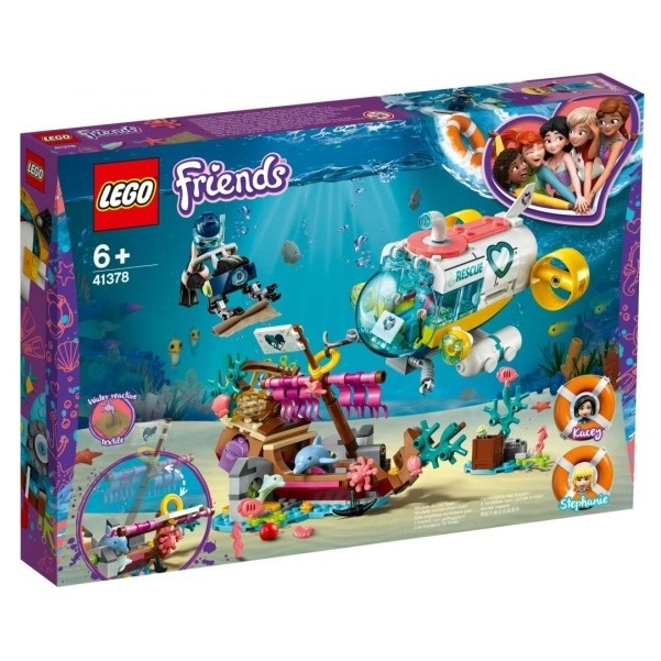 41378_Lego_friends_Delfinräddning