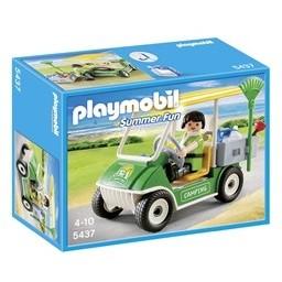 Playmobil 5437, Campingservicebil - Playmobil 5437, Campingservicebil