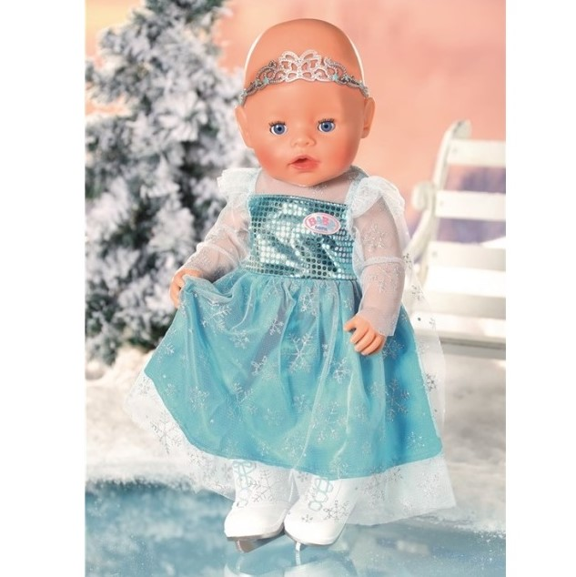 BABY_born_Princess On Ice Set 43cm
