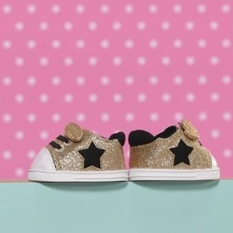 Baby_Born_Skor_glitter_sneakers_guld_