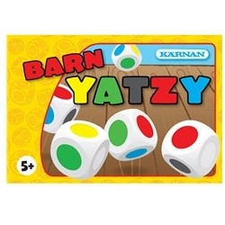 Kärnan, Barn Yatzy - Kärnan, Barn Yatzy