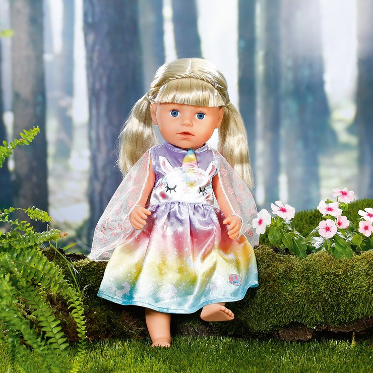 baby-born-docka-klänning-