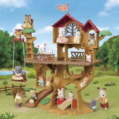 Sylvanian-familj-families-adventure-tree-house-5450