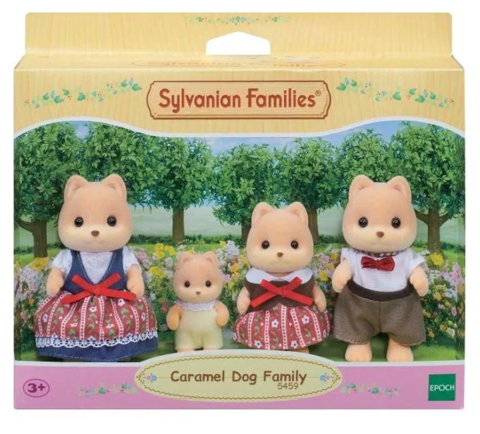 Sylvanian-familj-families-caramel-dog-familj-5459