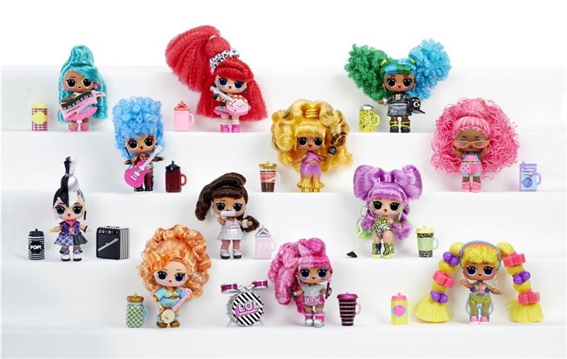 L.O.L. Surprise-REMIX Hairflip Tots-Ronneby
